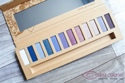Paleta Essential 2 Eye of Couleur Caramel
